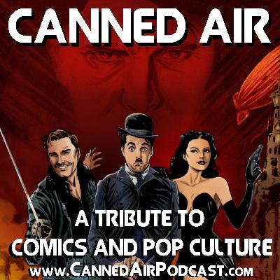 Canned Air #404 The Fuhrer and the Tramp Collected Edition!
