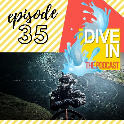 """Episode 35: """"A Strong Relationship With Water"""" with guest Audrey Cudel"""