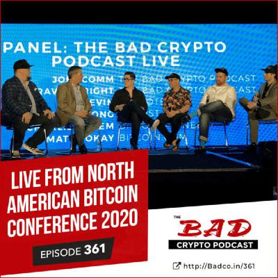 Heartland Newsfeed Podcast Network: The Bad Crypto Podcast (Live from North American Bitcoin Conference 2020)
