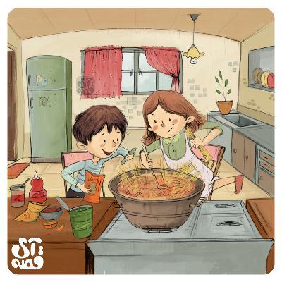 هزارقصه | سوپ هزارمزه
