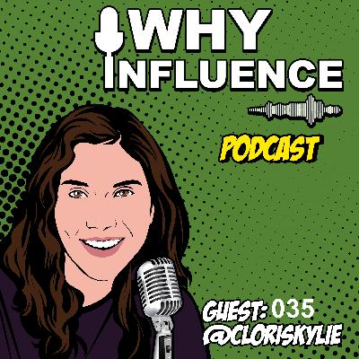 Cloris Kylie Shared How She Managed To Continue Being An Influencer Despite Challenges. | 035