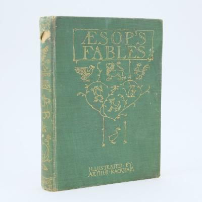 Aesop's Fables: The Complete Audiobook