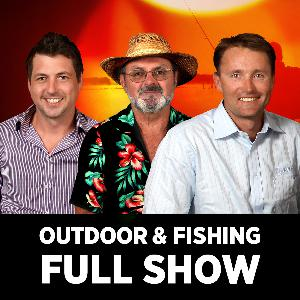 Outdoor & Fishing Show: Full Show Podcast 9th November 2019