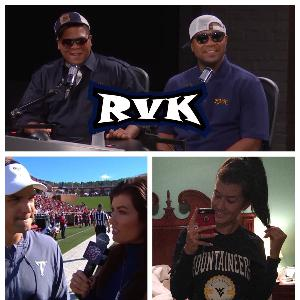 Ep.86-MELANIE NEWMAN Talks Neal Brown - RVK: GOLD AND BLUE INTERVIEW