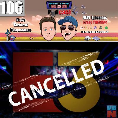 E3 Cancelled?