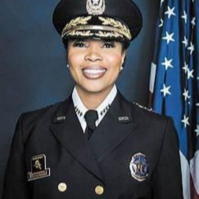 Interview with U Renee Hall - New Dallas Police Chief