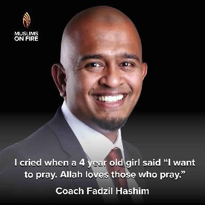 Coach Fadzil Hashim and Brainy Bunch - Raising A Salah Generation