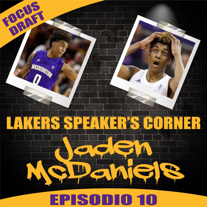 LSC Focus Draft 10: Jaden McDaniels