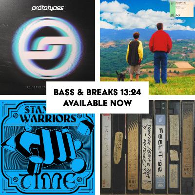 13:24 - Netsky, The Prototypes, Stanton Warriors, Prospa and more...