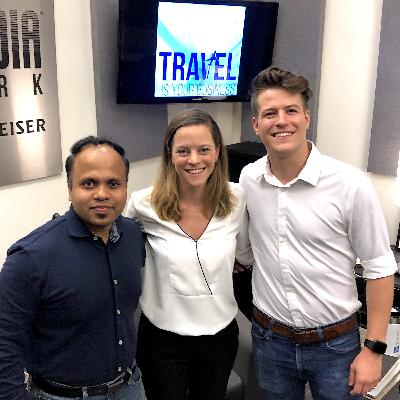 Ella Schreiber of Hopper and Shameem Ahmed of Amadeus - Data as a Priority and Opportunity in Travel Growth