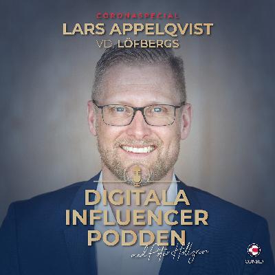 Löfbergs vd om Coronakrisen och digitalisering inom livsmedelsbranschen | Lars Appelqvist, vd Löfbergs (Coronaspecial)
