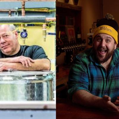 10-20-20 Roger Wanner and Joe Abruzzo - W A Meadworks - Expanding Production and Making Great Meads