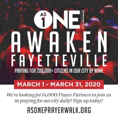 Awaken Fayetteville