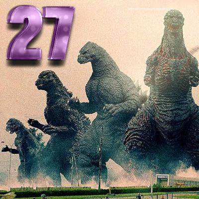 Ep 27 - Godzilla Recommendations for New Fans