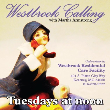 Westbrook Calling Show 9 Guest:  Joan Nicely