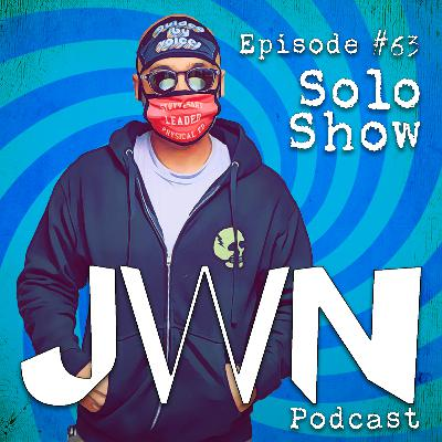 JWN #63: Solo Show - The simulation is empty