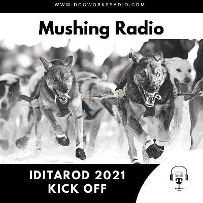 Iditarod 2021 Daily Coverage | Kick Off Show