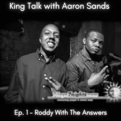 Episode 1 - roddy with the answers With dj roddy retro 2/2/2021