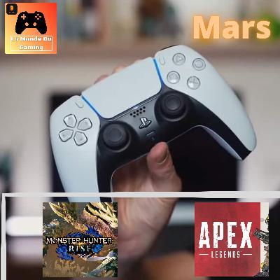 Episode 49 - Les Jeux Vidéos à Acheter en Mars 2021