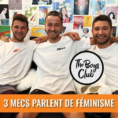 Trois mecs parlent de féminisme