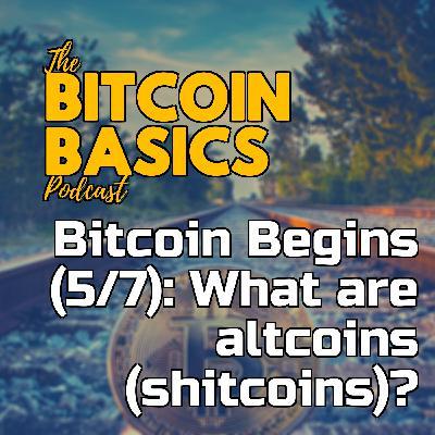 Bitcoin Begins (5/7): What are altcoins (shitcoins)? | Bitcoin Basics (95)