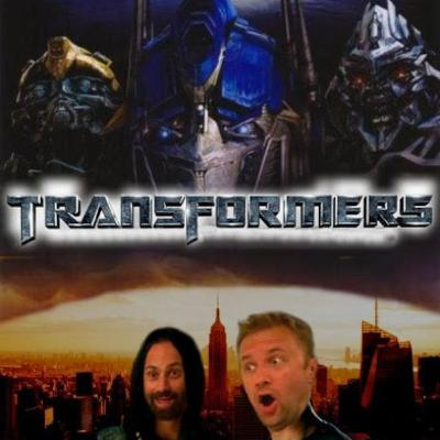 Ray Stakenas SHORT CIRCUITS Transformers Episode 48