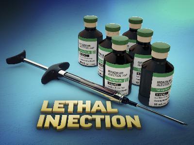 13.dávka: Trest smrti - injekcia I.