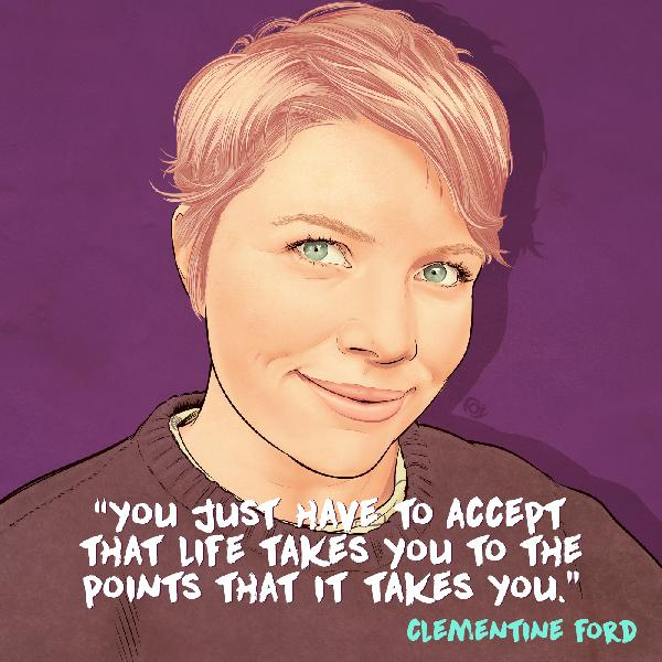 WILOSOPHY with Clementine Ford