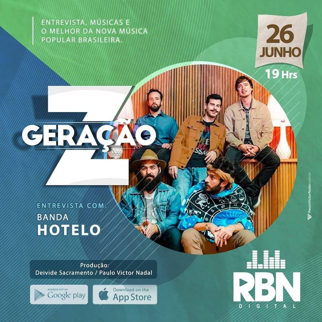 Geração Z #4 Banda Hotelo