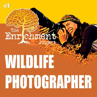The Nat Geo Photographer and Cinematographer | Shannon Wild (Part 1)