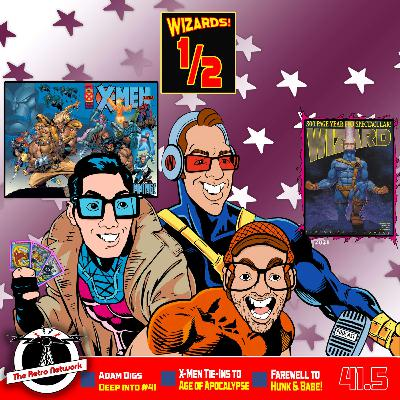 Wizards The Podcast Guide To Comics   Mini Episode 41.5