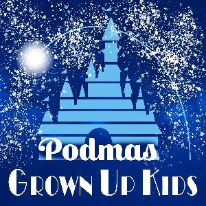 Grown Up Kids - PODMAS Day 17 - Nikki Wild Dog of the North