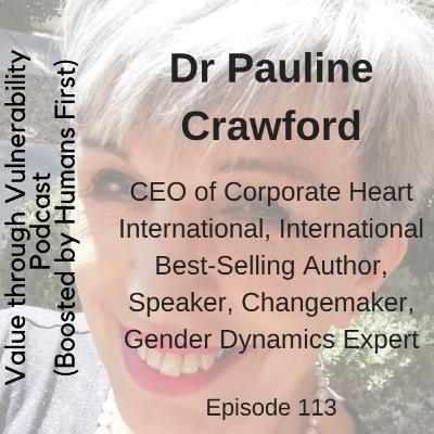 Episode 113 - Pauline Crawford, CEO of Corporate Heart International