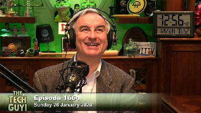 Leo Laporte - The Tech Guy: 1664