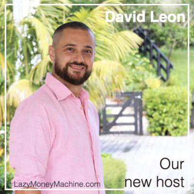 54: New Host David Leon