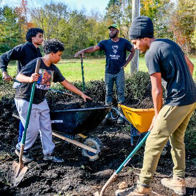 Giving Back: Kamal Bell and Sankofa Farms