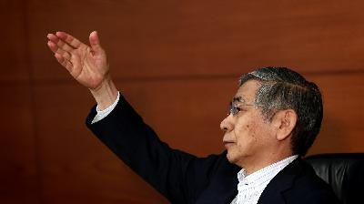 Japan's Inflation Gamble
