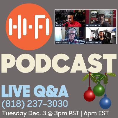 Happy Holidays - Daily HiFi Podcast