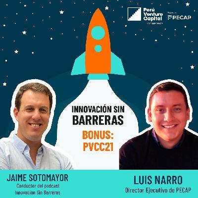 #PVCC21 — Luis Narro (PECAP)