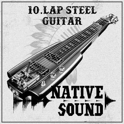 10. Lap Steel Guitar