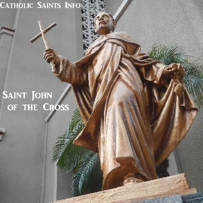 Saint John of the Cross, by Pope Benedict XVI