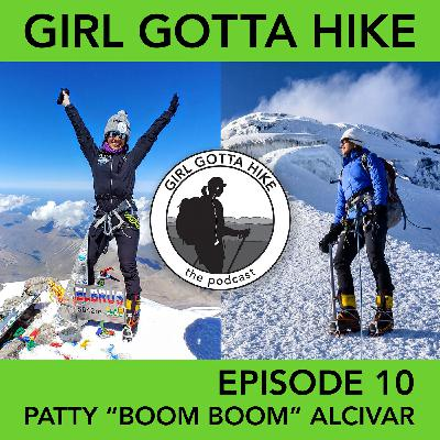 """10. Patty """"Boom Boom"""" Alcivar, Climbing for a Dream"""