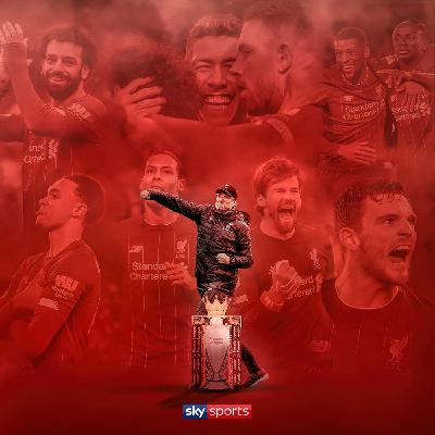 Champions: Liverpool win first Premier League title