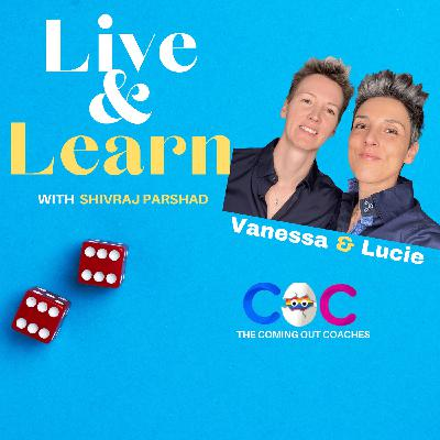 Ep.9 The Coming Out Coaches Lucie and Vanessa