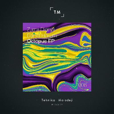 Premiere: Zuma Dionys & Daniel Hokum — Octopus (Original Mix) [Tehnika Molodeji Records]