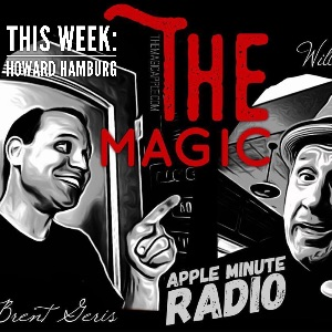 Magic Apple Radio - Howard Hamburg