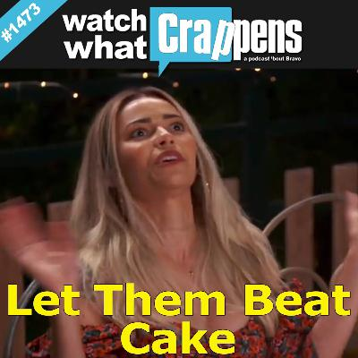 1473 Below Deck Sailing: Let Them Beat Cake