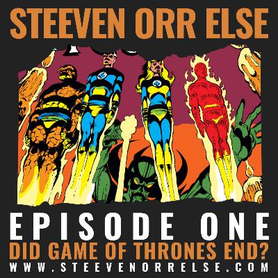 S1E1 - Did Game of Thrones End?