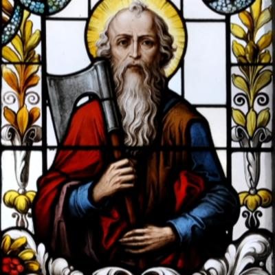 St. Matthias, Apostle—The Congregation at Prayer for February 24, 2021
