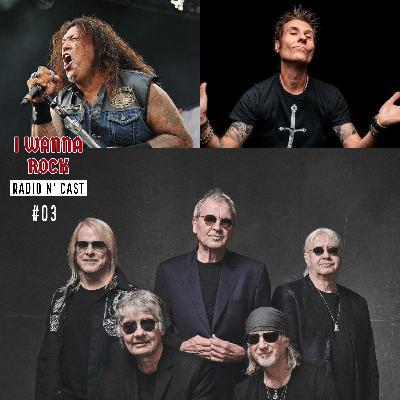 I Wanna Rock #03- Novo single do Deep Purple e o coronavírus no mundo do rock.